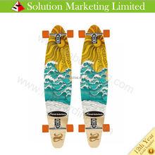 2015 New Design Best Selling bamboo longboard skateboards Professional Leading Manufacturer