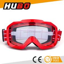 new clear lens motocross googles sport open foam dirt bike goggles