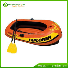 Factory direct sale inflatable pvc ship for children