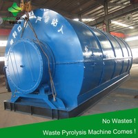 Profitable Waste Oil Distillation Plant To Diesel Used In Trucks Promising Business