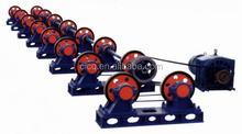 Power pole distribution equipment , utility pole production line