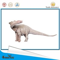 Used As Toy Exibition Small Size Resin Simulate Dinosaurs