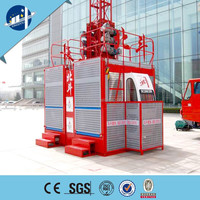 Building construction hoist SC200/200 ,electric hoist ,electric motor with double cage by Beidou
