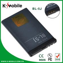 compatible mobile phones battery for nokia bl-5j