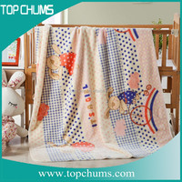 China supplier hot sale knitting patterns baby blankets for online wholesale