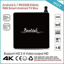 High Grade Top Selling Quad-Core full hd sex 1080p porn video android mini pc tv bo Wifi H.265 RAM 1/2G ROM 8G TV BOX