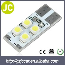 5050 smd t10 12v light led replacement bulbs + sticker 168 194 2825 w5w