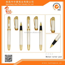 fancy exquisite metal roller pen for gift in China