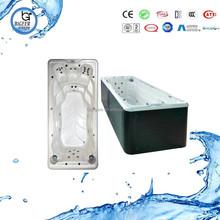 2015 new Luxury commercial use Fiberglass swimming pool (BG-6602A)