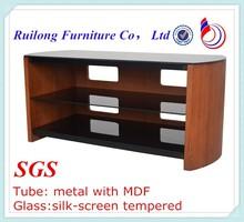 2015 mueble de televisión caliente mobiliario lujoso salón RM020