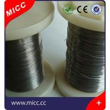 China soft/bright/anneal Cr20Ni80 Cr30Ni70 Cr15Ni60 electric heating wire