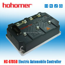 China 84v 35KW AC Electric Speed Controller for Electric Van
