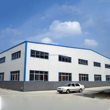 Enviromental Friendly Steel Structure For Prefab Steel Structure Sport Hall