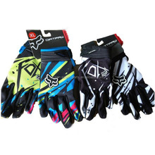 China Motocross Motorcycle Dirtbike ATV Riding Adult Mens fox racing gloves