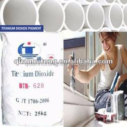 Paint Titanium dioxide powder