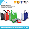 non woven bag with long handle,2015 new design shopping bags