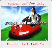 2012 HOT remote control bumper car for women