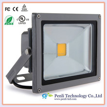 20W Waterproof IP65 Warm White outdoor flood led light from China supplier