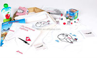 Kids Kits pack design, Child gifts pack, Kids learning games pack