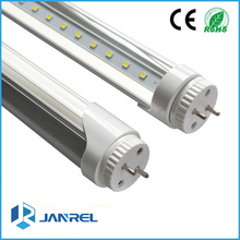 frosted/clear cover rotatable end cap G13 LED T8 Tube Light
