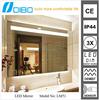 decorative cheap bathroom mirror set
