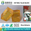 hot melt adhesive block (HMA) for shoe
