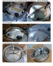 Stainless Steel Manhole Manway Cover