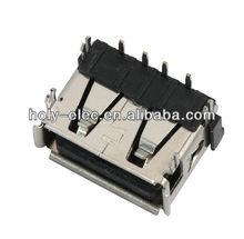 Brand new Laptop/Notebook USB connector socket(UJ-01)