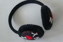 Jacquard pattern 2013 winter knitted earmuff