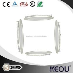 Epistar SMD 3000k 4000k 6000k round led panel light 3w/4w/6w/9w/12w/15w/18w/24w 3inch/3.5inch/4inch/5cinch/6inch/8inch/10inch