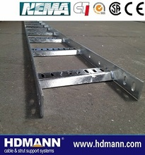 Heavy duty cable ladder tray