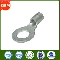 Auto Crimp Stainless Steel Ring Terminal