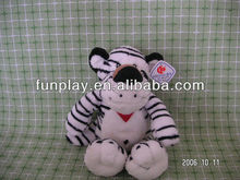 HI CE stuffed tiger cute custom plush toy