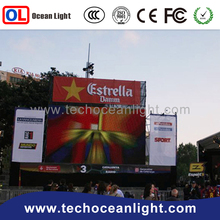 2015 electronic notice board small video display screen led outdoor