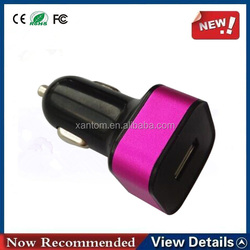 Custom Single Port Electric 12v Quick Charge 2.0 Portable Car Battery Adapter Charger