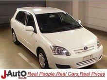 2006 Toyota Corolla Runx NZE121 Used Car Sale