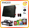 GSM Remote control car alarm with gps tracking system