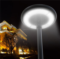 Hot Sale High Lumens Integrated Round Solar LED Light