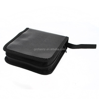 40 Blu-ray Disc CD/DVD Media Wallet Holder DJ Storage Carry Case Organizer Bag