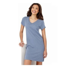 Fashion Ladies Cotton Nightgown