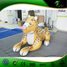 Popular Inflatable Leopard Model for Advertising