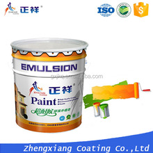 House paint colors water-based exterior wall emulsion paint