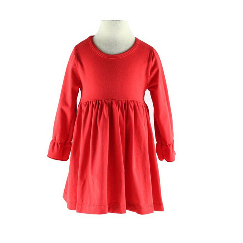 wholesale fashion autumn cotton dress