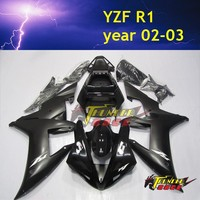 High Quality ABS Injection Motorcycle Fairing kit for YAMAHA YZF R1 02 03