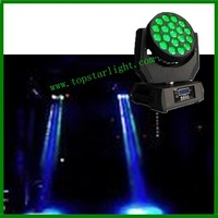 19x10W Aura beam wash zoom led light 19*10w led moving head beam used stage lighting for sale
