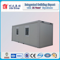 50~200mm wall and roof panel for Russia 20 ft modular container cabin
