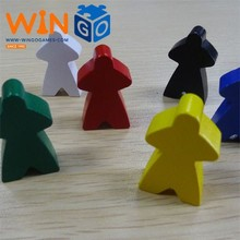Board Game Customized Wooden Pawn