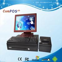 Android POS terminal cashier machine touch screen banking pos terminal