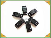 plastic side release buckle 25mm dog collar