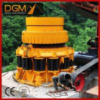 ISO9001 approved cone crusher mining